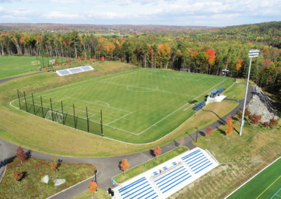 COLBY COLLEGE ATHLETIC FIELDS